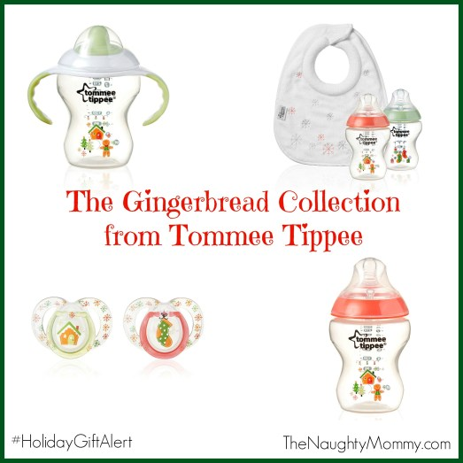 The Gingerbread Collection- Tommee Tippee