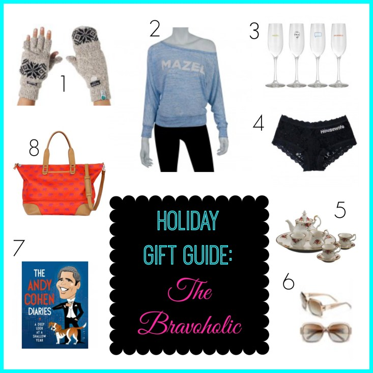 gifts for the bravoholic