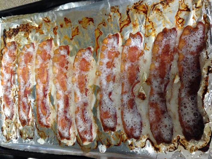 How to Cook Bacon THE EASY WAY