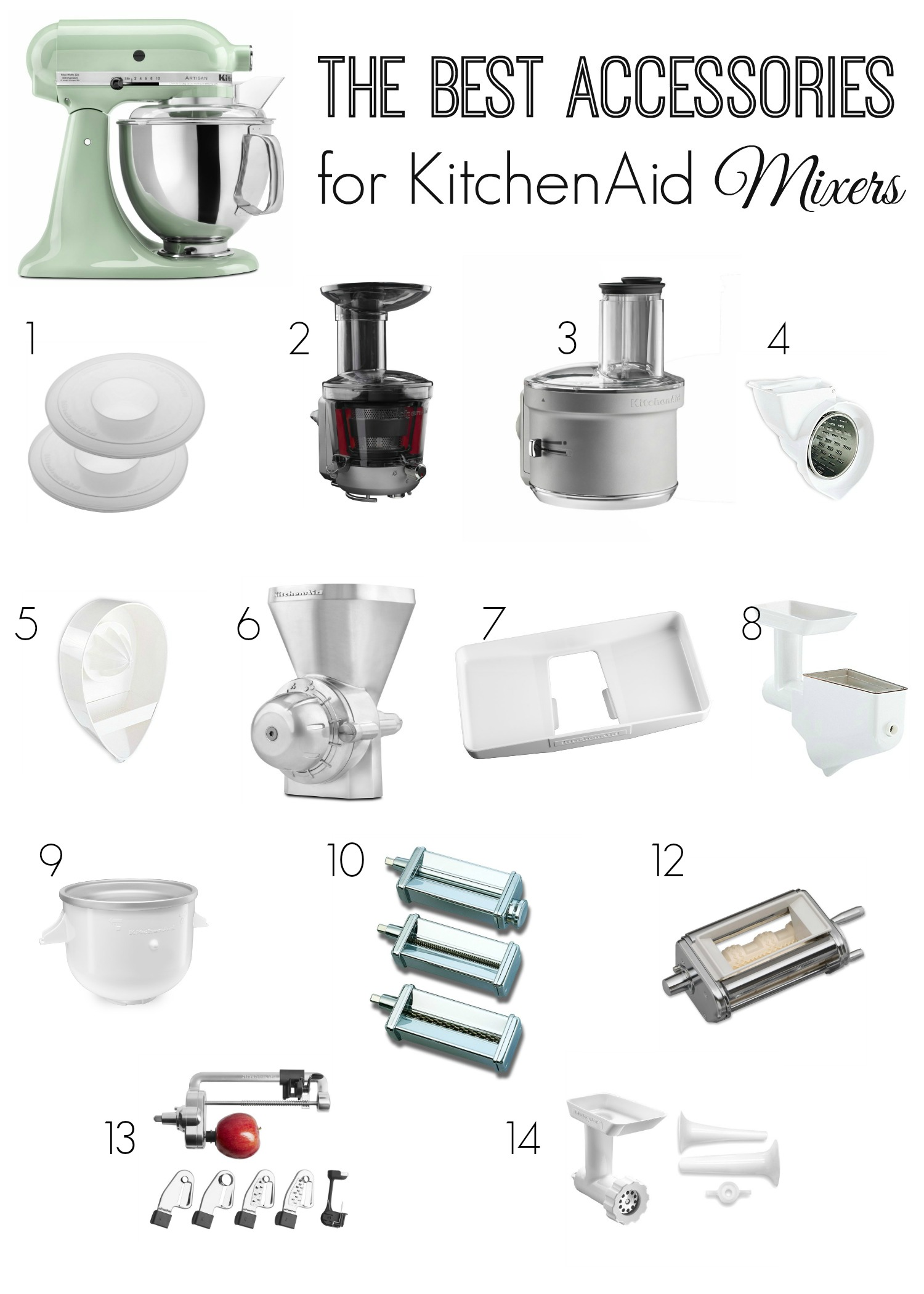 kitchen aide mixer attachments artwork best accessories for kitchenaid mixers the naughty mommy