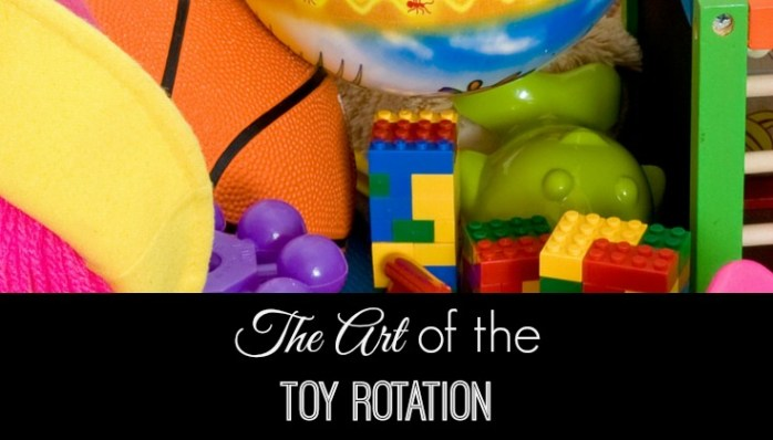 Art of the Toy Rotation