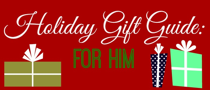 Gift Guide For Him Blog