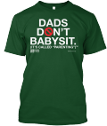 Dads vs. Babysitters