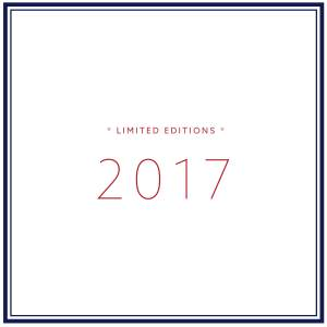 2017 LIMITED EDITIONS