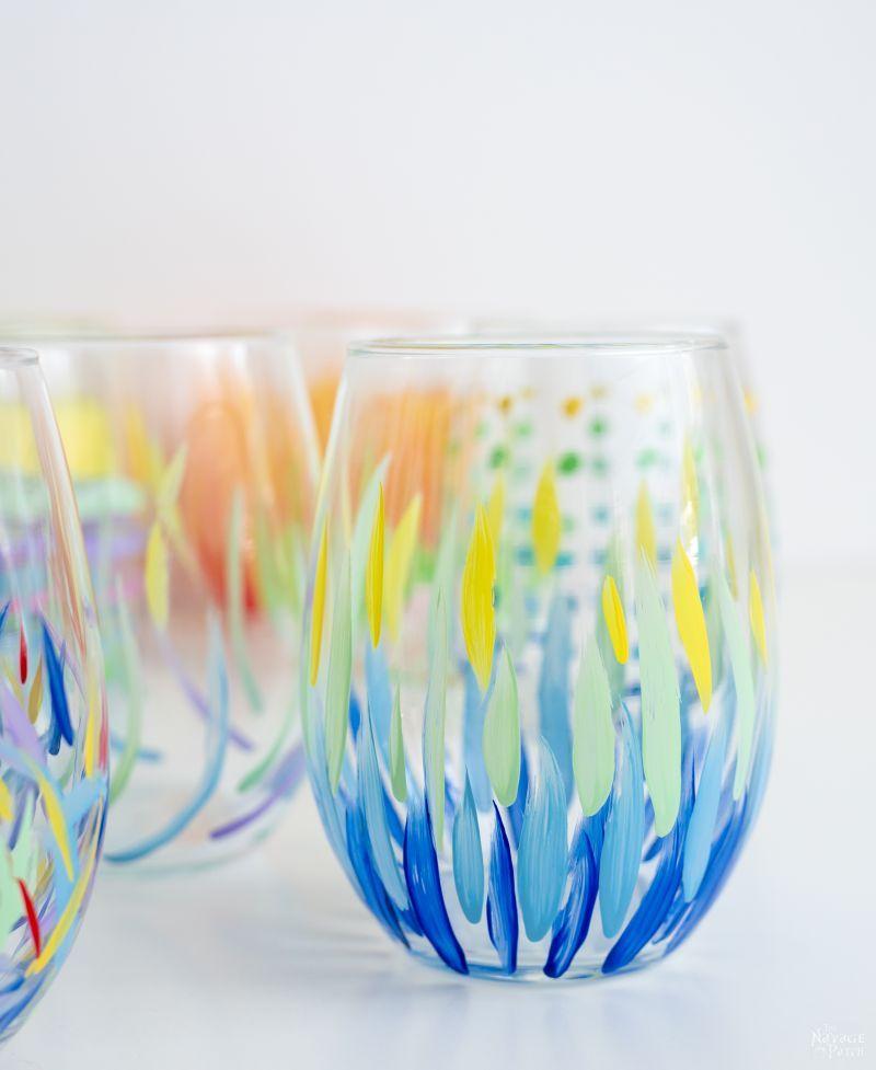 Funny wine glass | Etsy