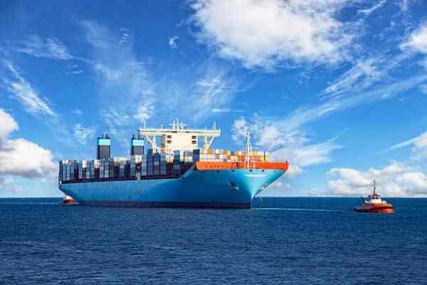 Bollard pull calculation ship