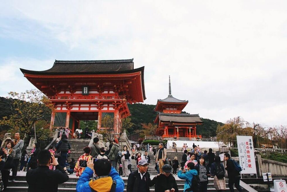 kiyomiza dera kyoto travel tips, what to do in kyoto
