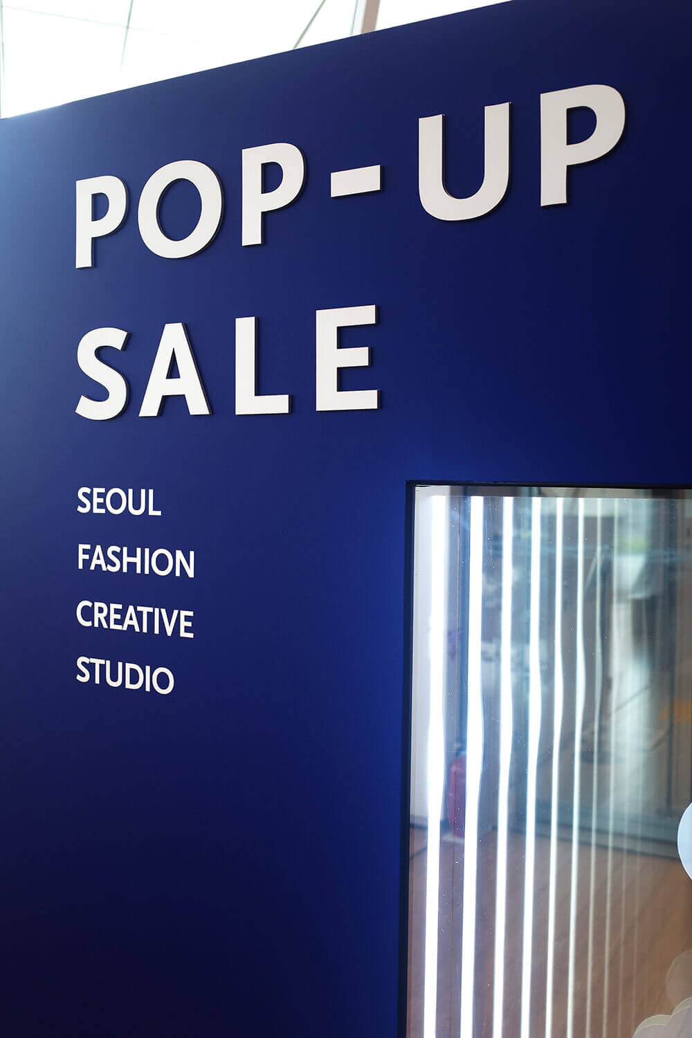 The NAVY Magazine x SFCS Article 05. Pop Up Sale