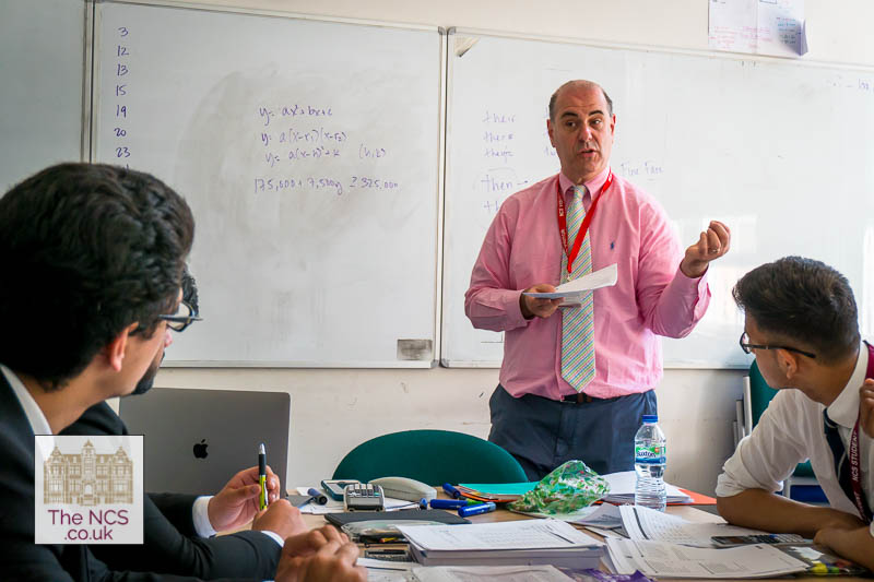 Acing The US Scholastic Aptitude Test (SAT) - Newham Collegiate Sixth Form Centre (The NCS) Provides Unparalleled Support To Students Applying To Study At American Ivy League Universities - In Video
