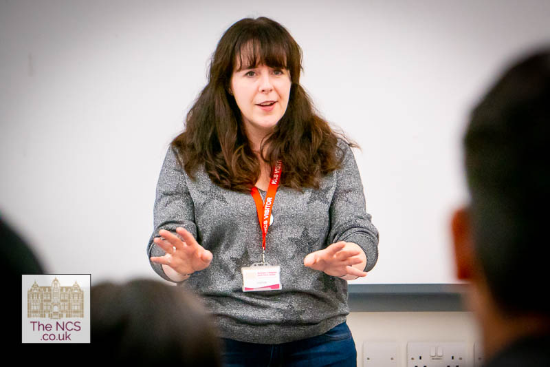 Empire Magazine's Helen O'Hara Visits Students At Newham Collegiate Sixth Form Centre (The NCS)