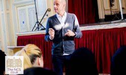 Evan Davis Lecture at The NCS - Photos