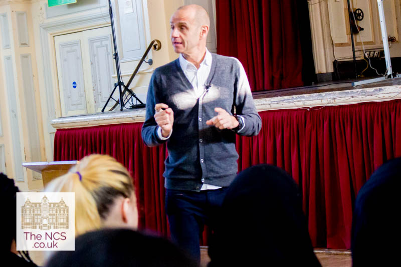 Evan Davis Lecture at The NCS – Photos