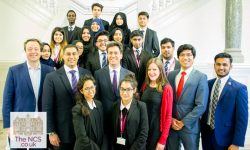Ed Miliband Engages Newham Collegiate Sixth Form Centre (The NCS) Students With A Lively Talk On Politics - In Video