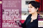 QUOTE Shami Chakrabarti Visits Newham Collegiate Sixth Form Centre (The NCS) To Meet And Talk With Students