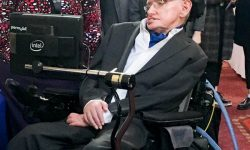 An Audience With Professor Stephen Hawking For Newham Collegiate Sixth Form Centre (The NCS) Students
