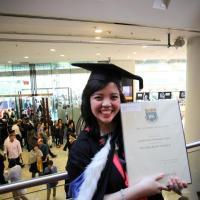 My (very own) Graduation Speech!