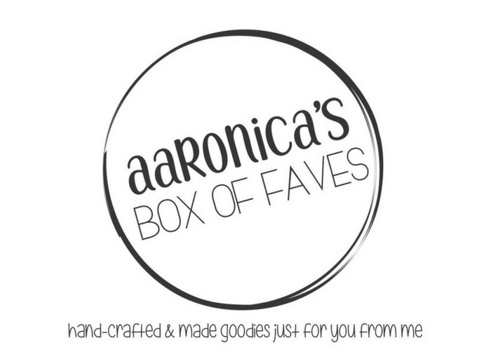 "Introducing ""Aaronica's Box of Faves"""