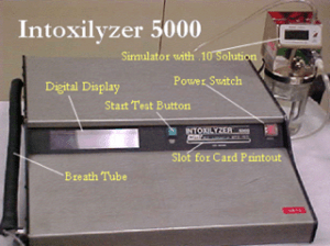 The Intoxilyzer 5000