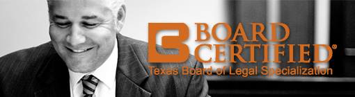 Attorney Tad Nelson is Board Certified in Criminal Law