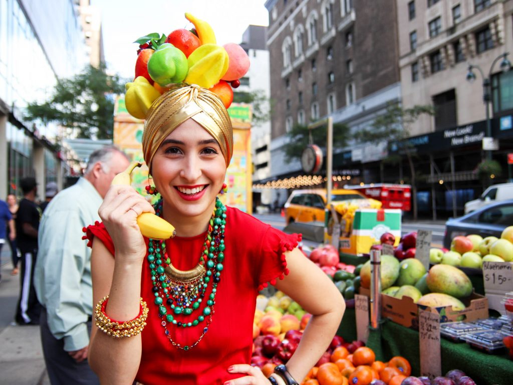 Diy carmen miranda costume so are you ready to give this costume diy a go lets do it solutioingenieria Choice Image