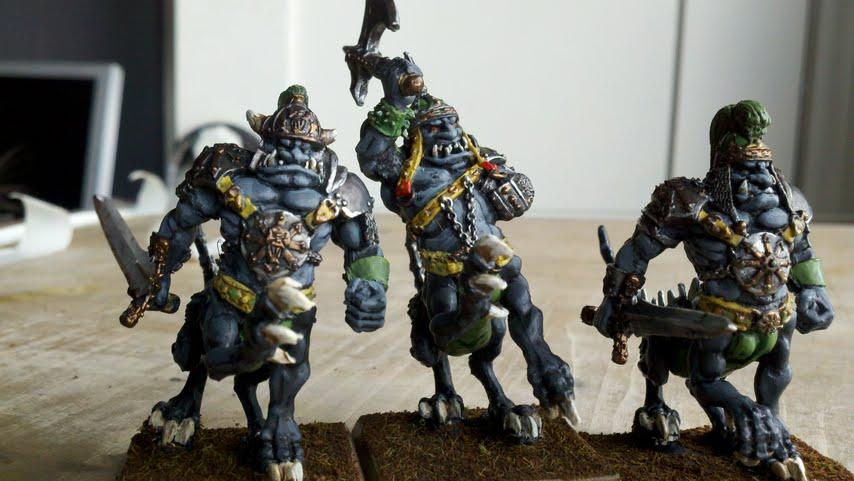 Dragon Ogres (3/6)