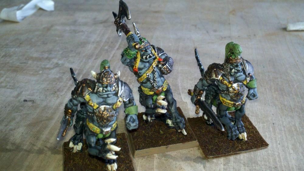 Dragon Ogres (6/6)