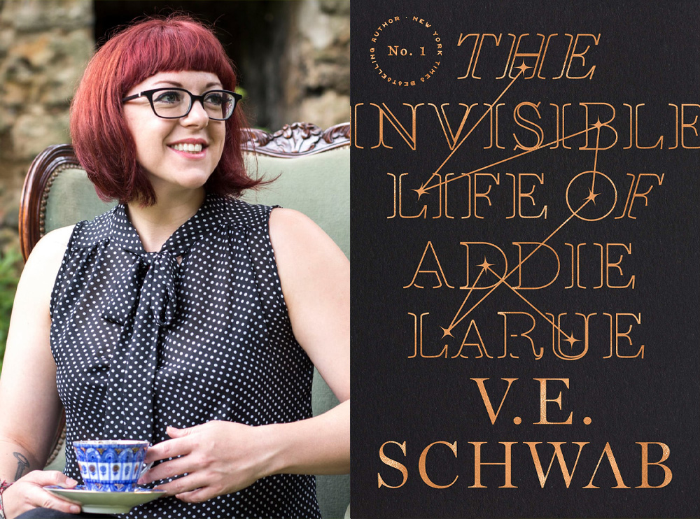 Q&A: V. E. Schwab, Author of 'The Invisible Life of Addie LaRue'   The Nerd  Daily
