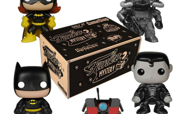 Gamestop And Funko Team Up For Black Friday