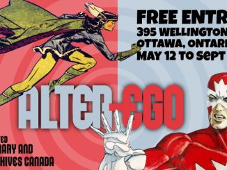 Alter Ego: Comics and Canadian Identity