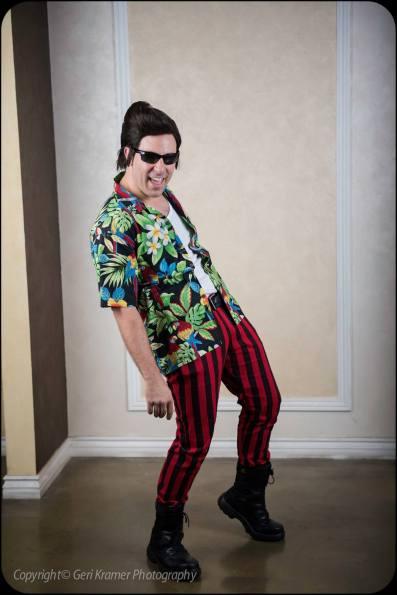 Ace Ventura (photo by Geri Kramer)