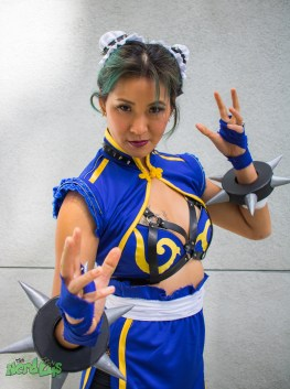 Chun Li by @thestylishgeek