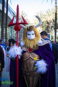 Asgore by @iunrhys