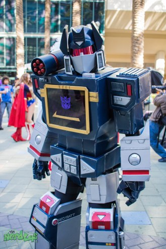 Soundwave by @nerd_alert_cosplay