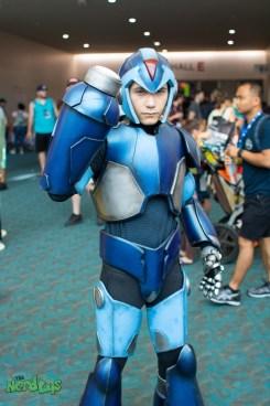 Megaman X by @jackkcosplay