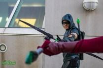 Arrow @ghawk50, Flash @corlinp