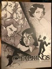 Stalkings Graphic Novel