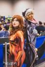 Iron Spider and Venom (@ladyraegun and @missmelindajean)