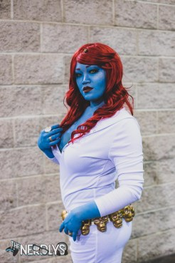 Mystique by @madebymaihien