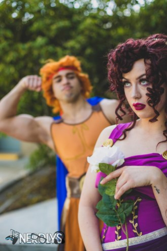 Hercules and Meg (@fnkinetic @emdavfro)