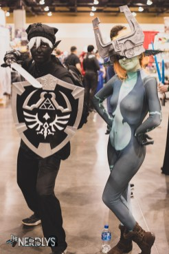 Dark Link and Midna