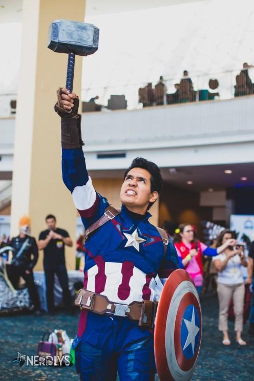 Captain America by @dandyandycosplay