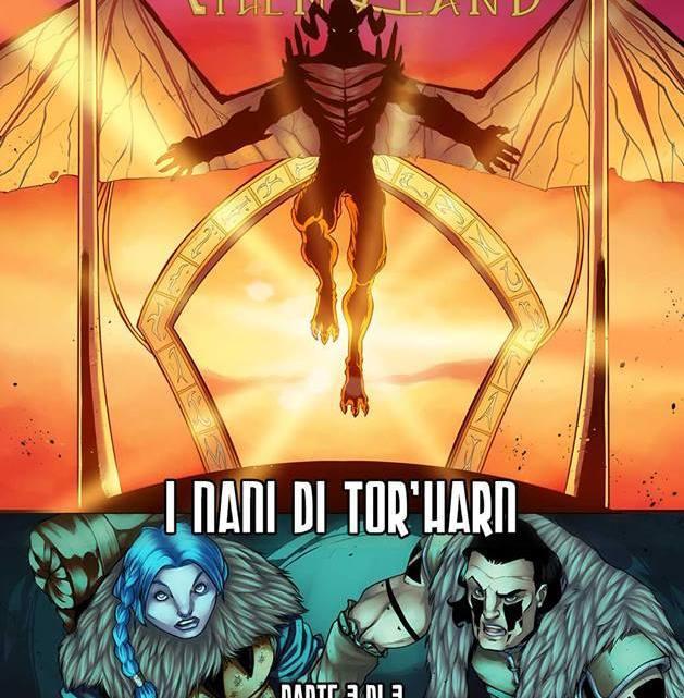 I Nani di Tor'Harn vol. III°