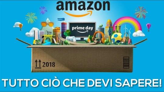 Aspettando l'Amazon Prime Day