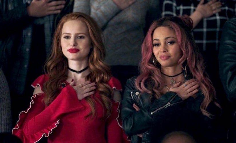 Riverdale - Cheryl e Toni