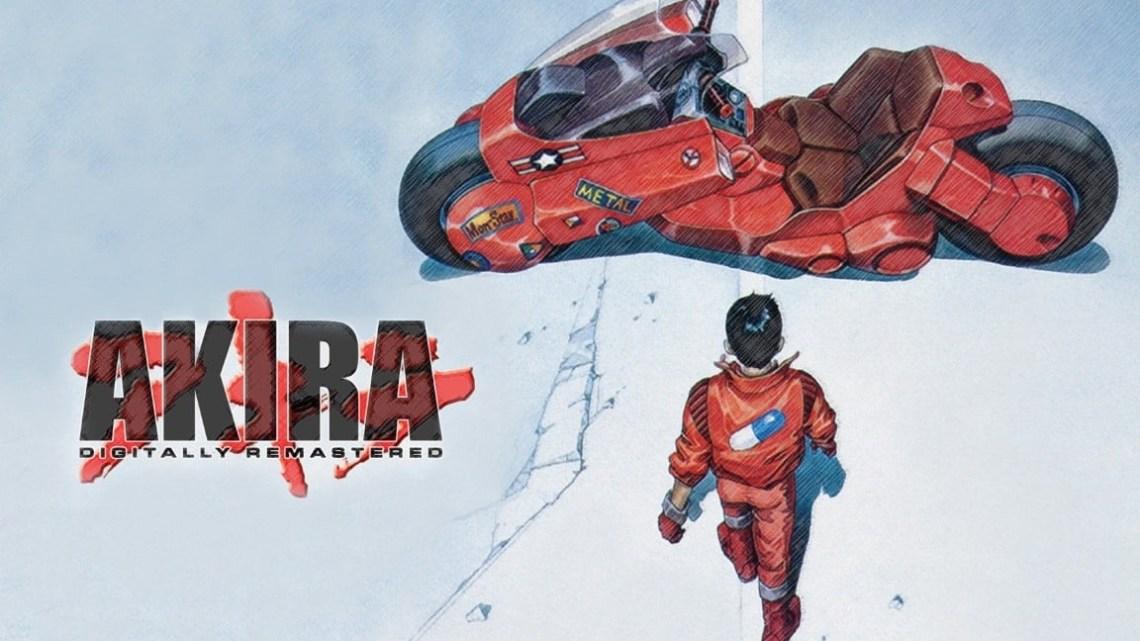 AKIRA: l'antenato dei manga moderni.