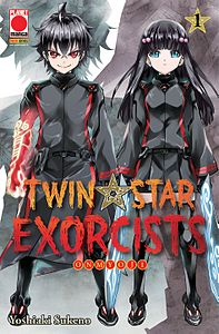 Twin Star Exorcist: le Stelle Gemelle!