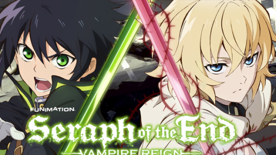 Seraph of the End – la fine del mondo!