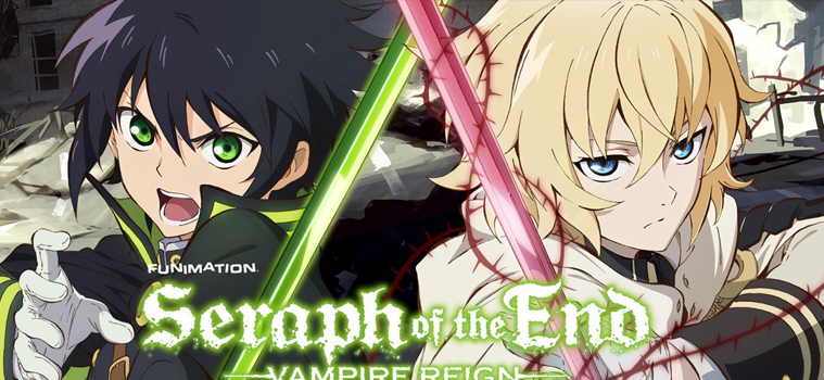 Seraph Of The End – I Vampiri Come Mai li Avete Visti!