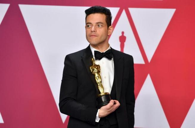 Oscar 2019 - Rami Malek