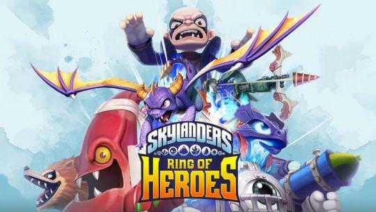 Skylanders – Ring of Heroes